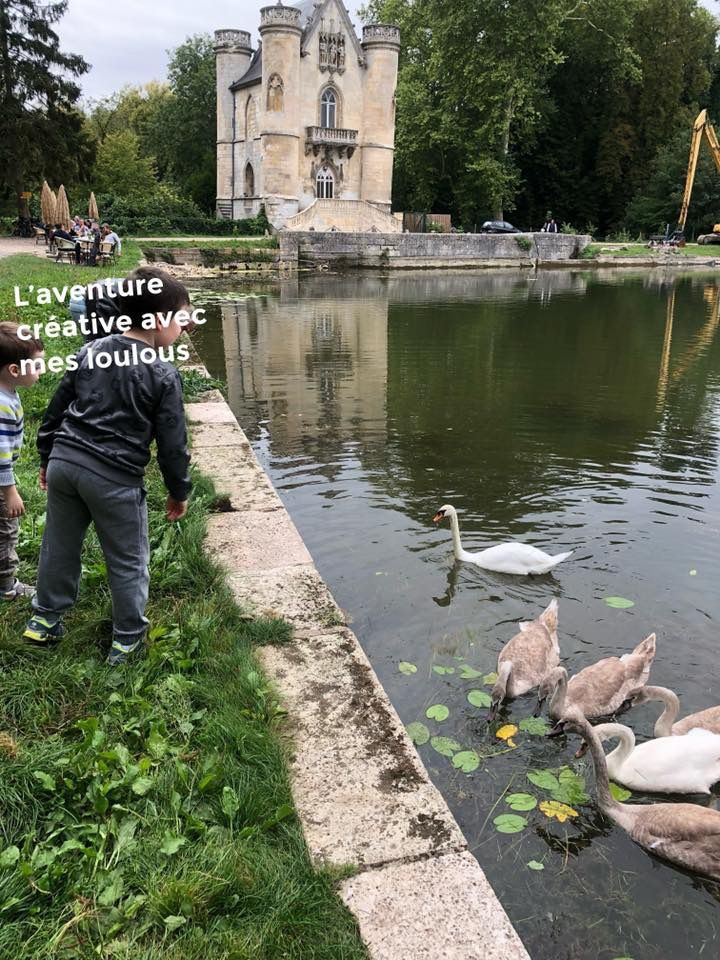 Les étangs de Commelles dans l'Oise