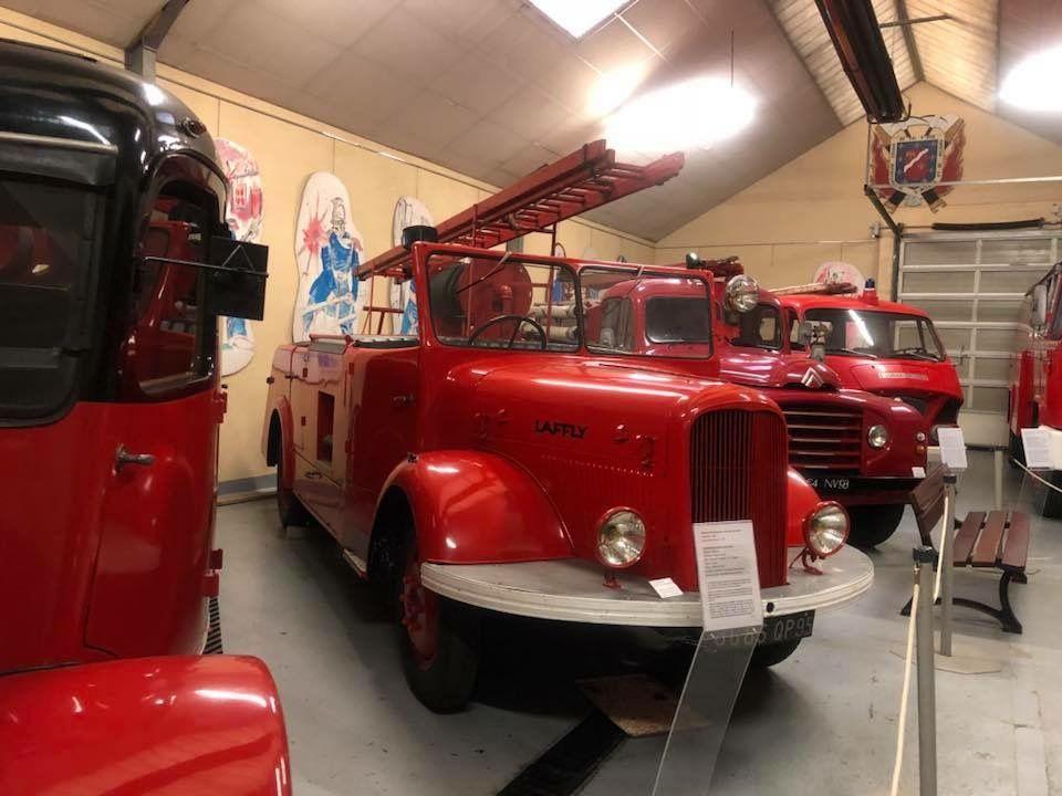 Musée départemental des Sapeurs Pompiers du Val d'Oise
