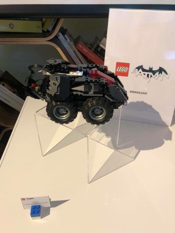 Show de Noël Lego 2018