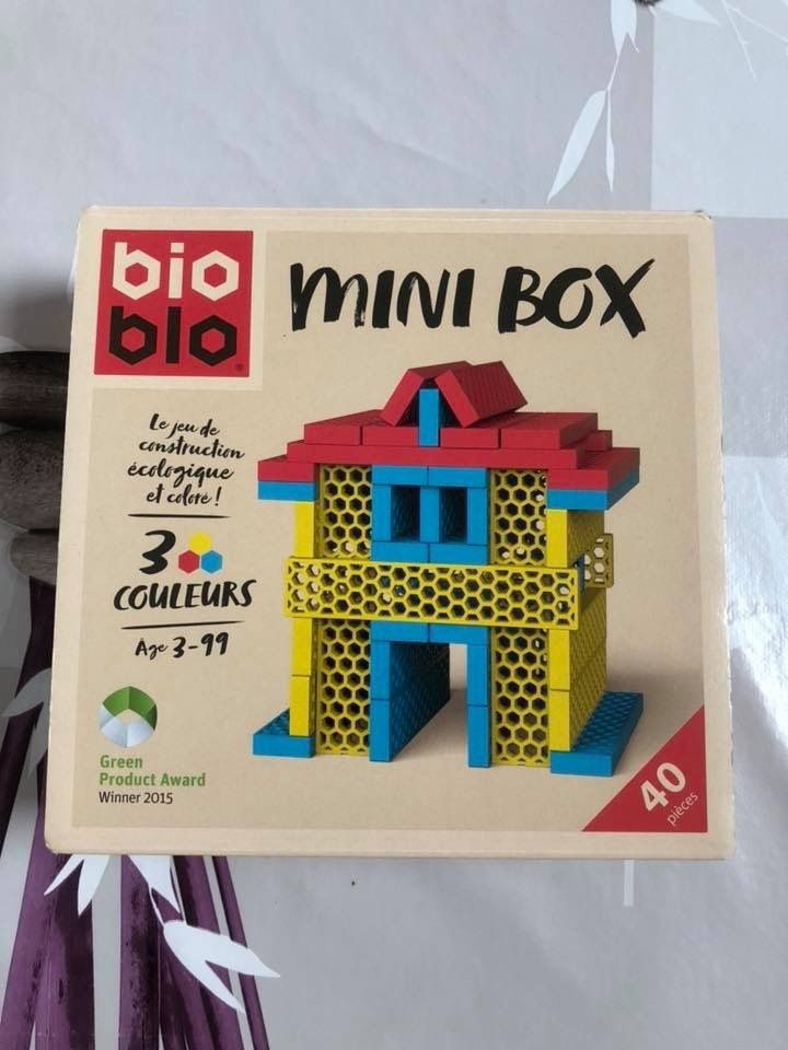 Mini box PMWD Bioblo
