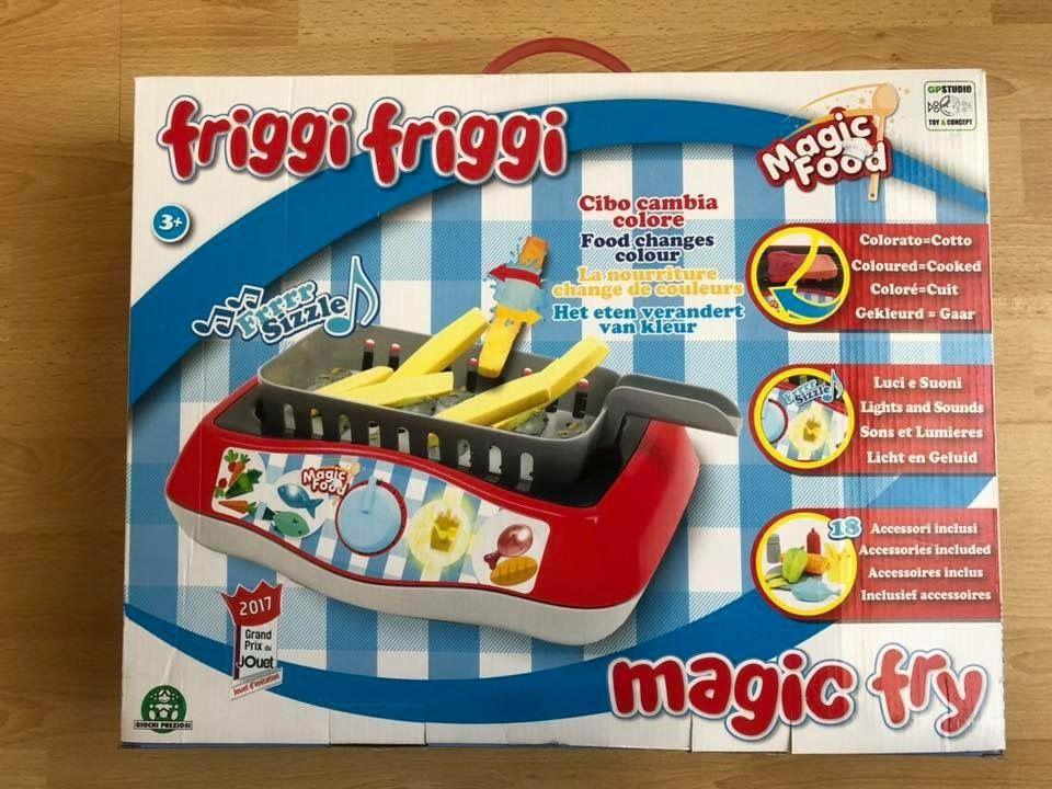 Friteuse Magic Fry Giochi Preziosi