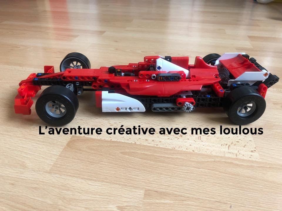 Mon atelier de mécanique Bolides de course Clémentoni