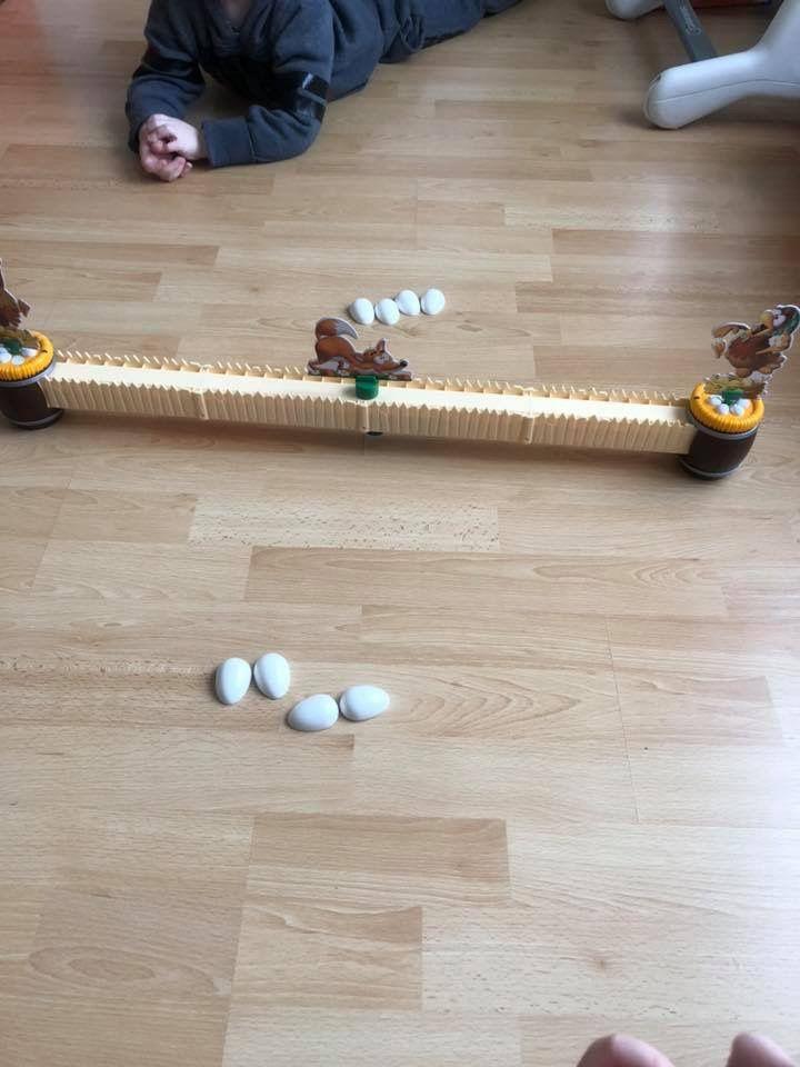 Fox Trott' La guerre des œufs! Asmodee