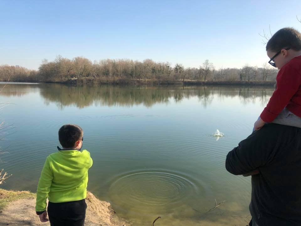 Les étangs de Toutevoie Gouvieux