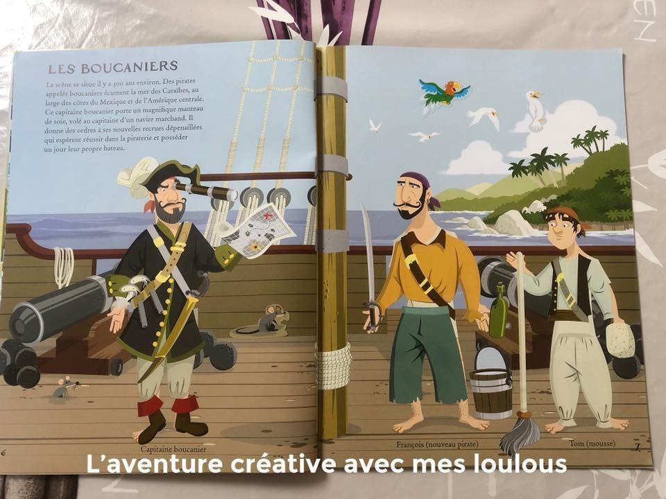 Habille ... Les pirates Usborne