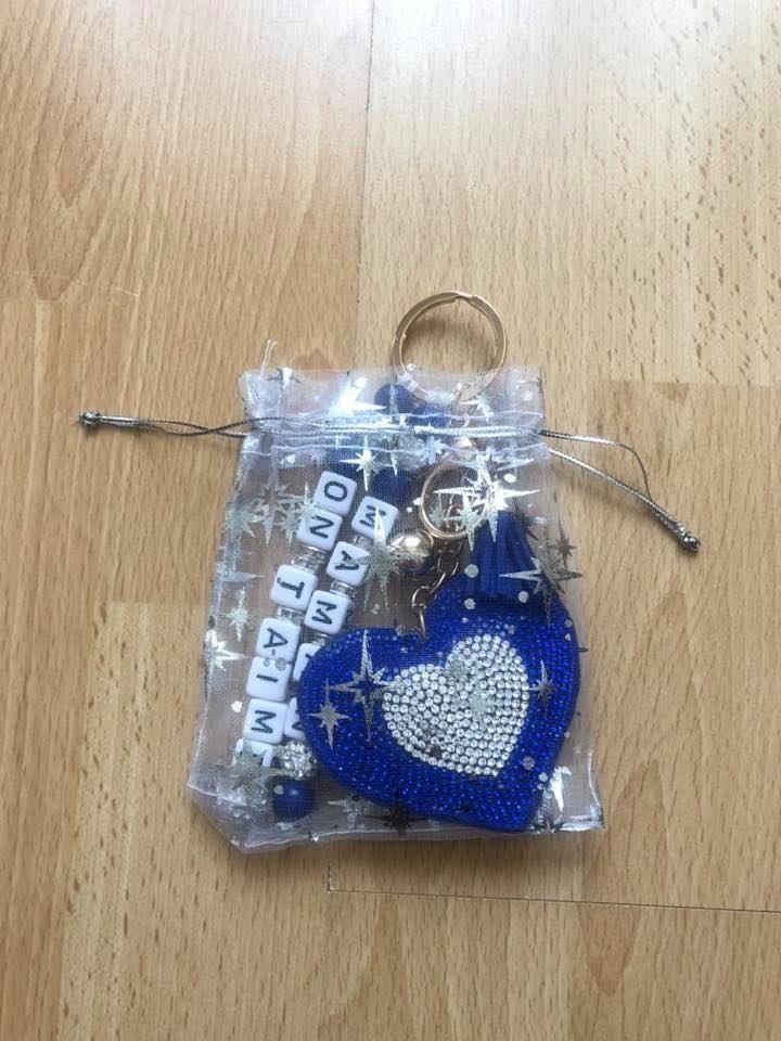 Porte clés personnalisé Kids and Créa