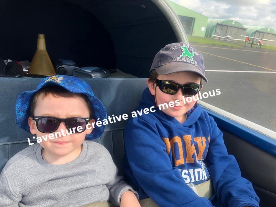 Balade aérienne avec le Lions Club de Beauvais