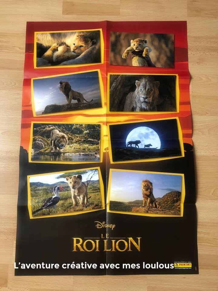 Pack Le Roi Lion Panini