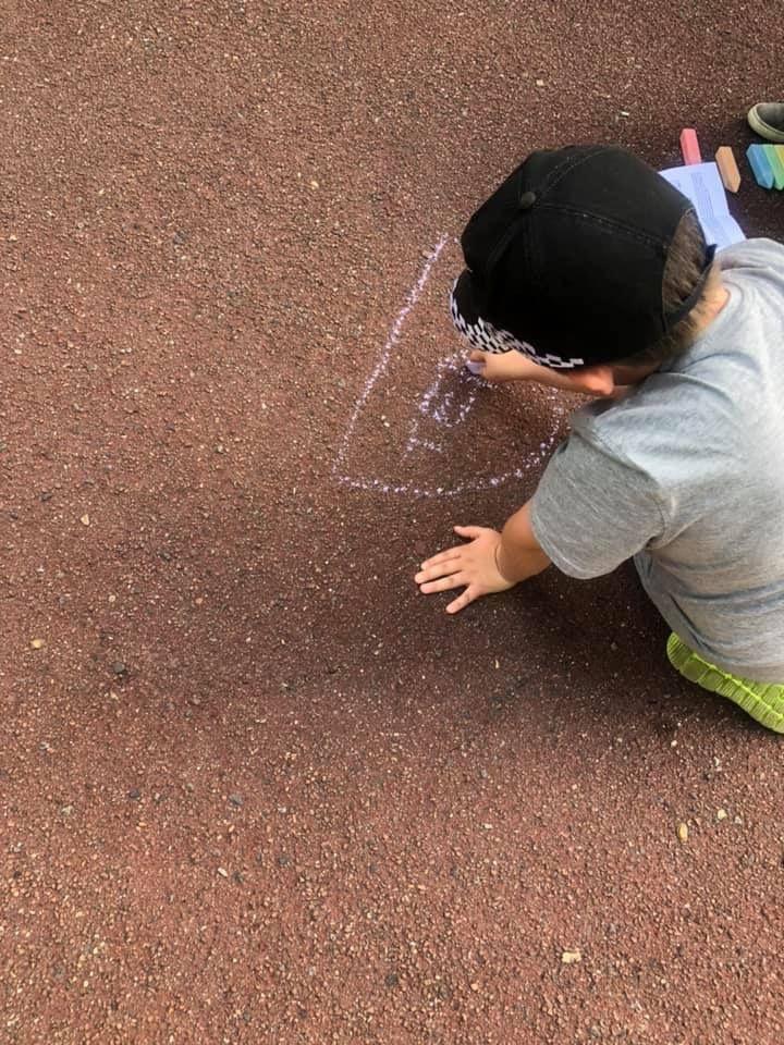 Les craies de trottoir Color'Pep's Maped