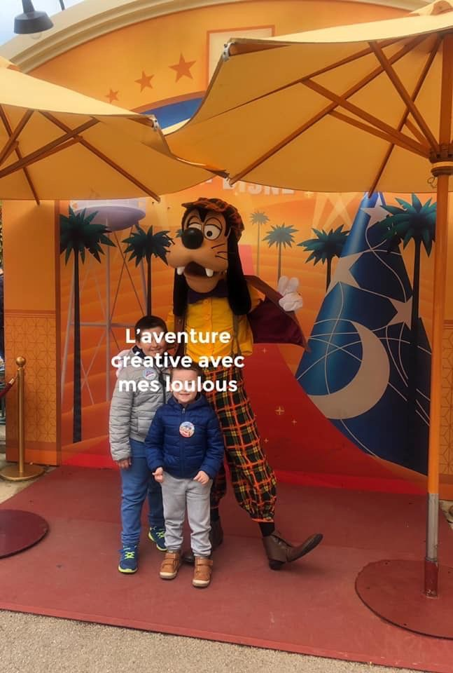 Lucas a fêté ses 9 ans à Disneyland Paris