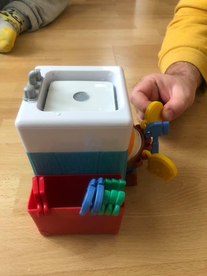 Ray mon plombier Maxi Toys Hasbro