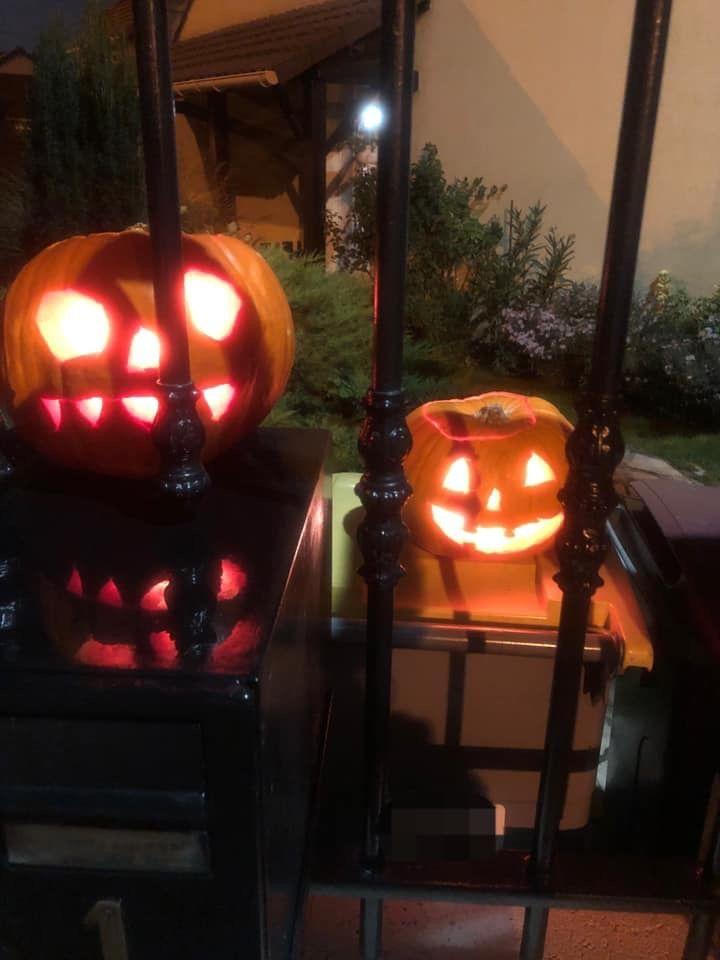 Parcours Halloween Boochamp 3 Vibre