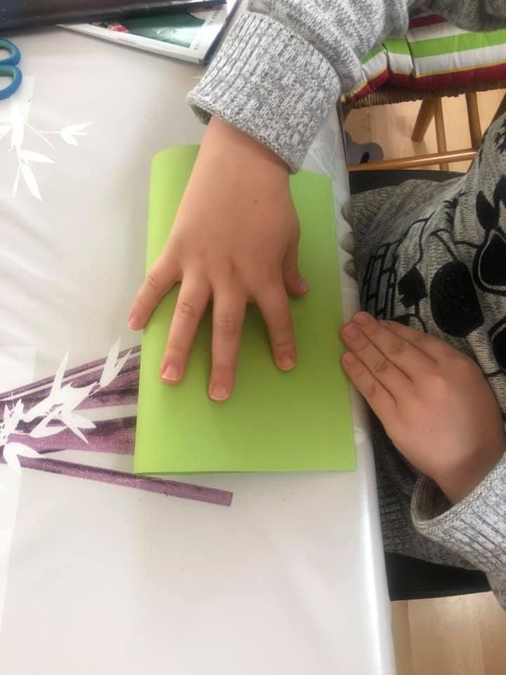 Lettre au Père Noël en forme de cadeau