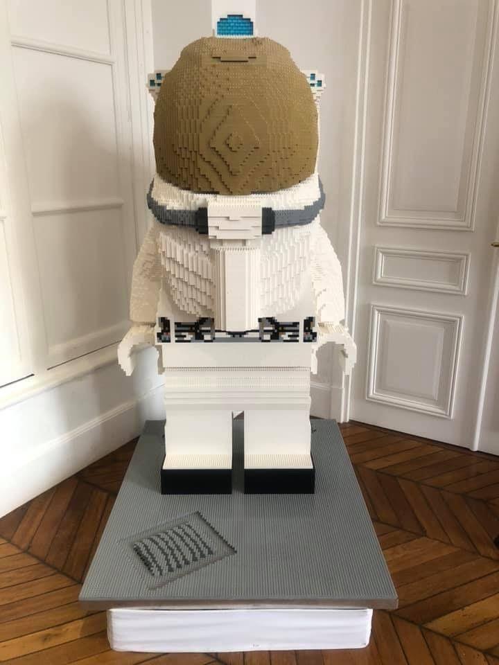 Exposition «Né en 70» Château de Chanorier à Croissy-sur-Seine (78)