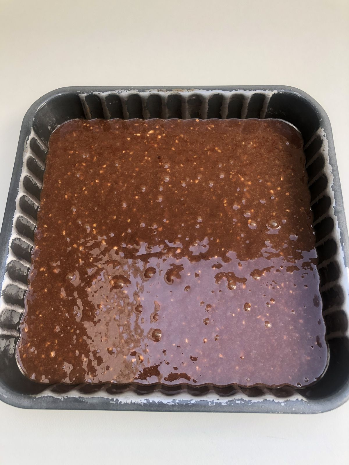 Brownie de la maîtresse de Jules