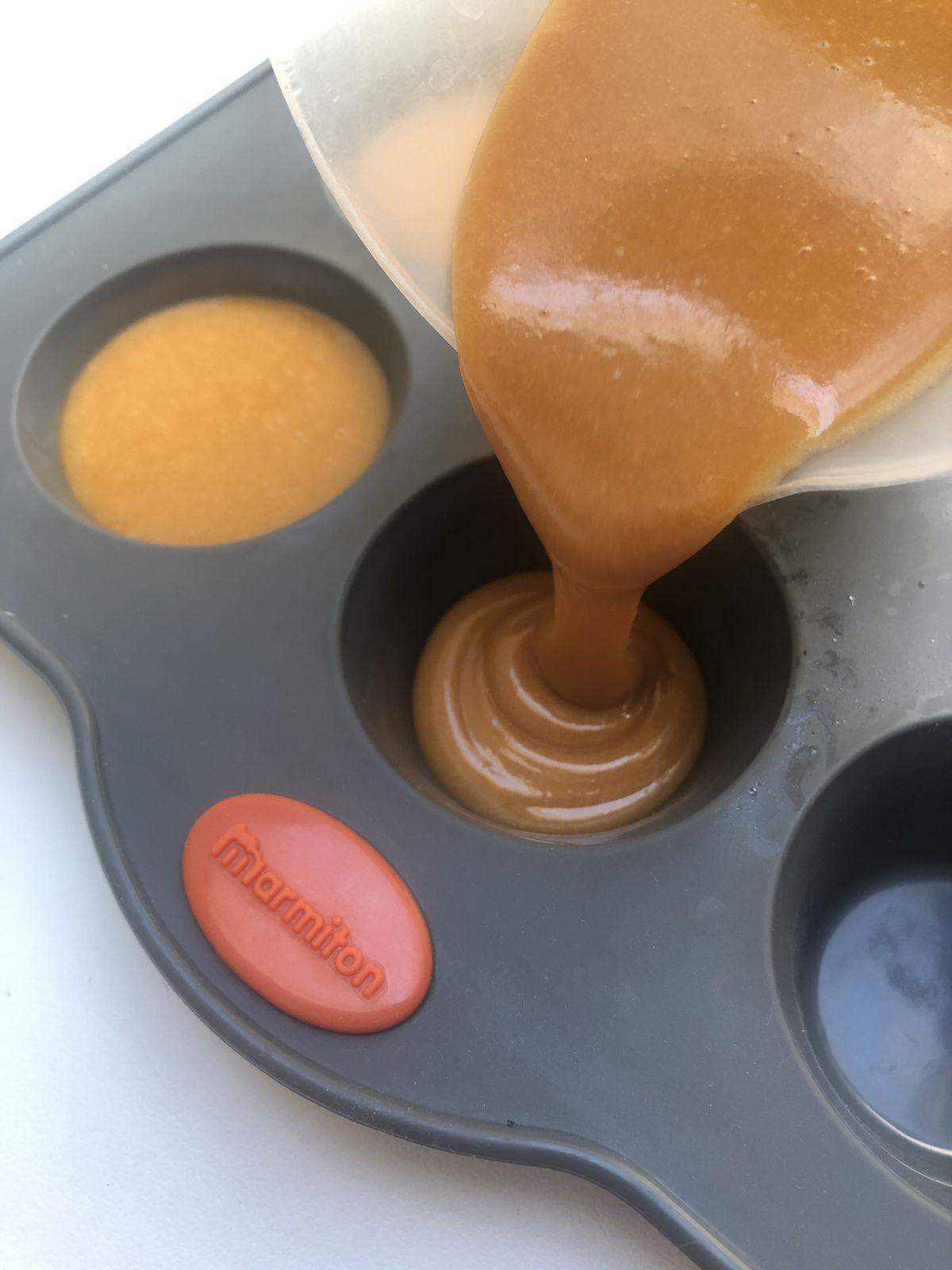 Moelleux au caramel beurre salé