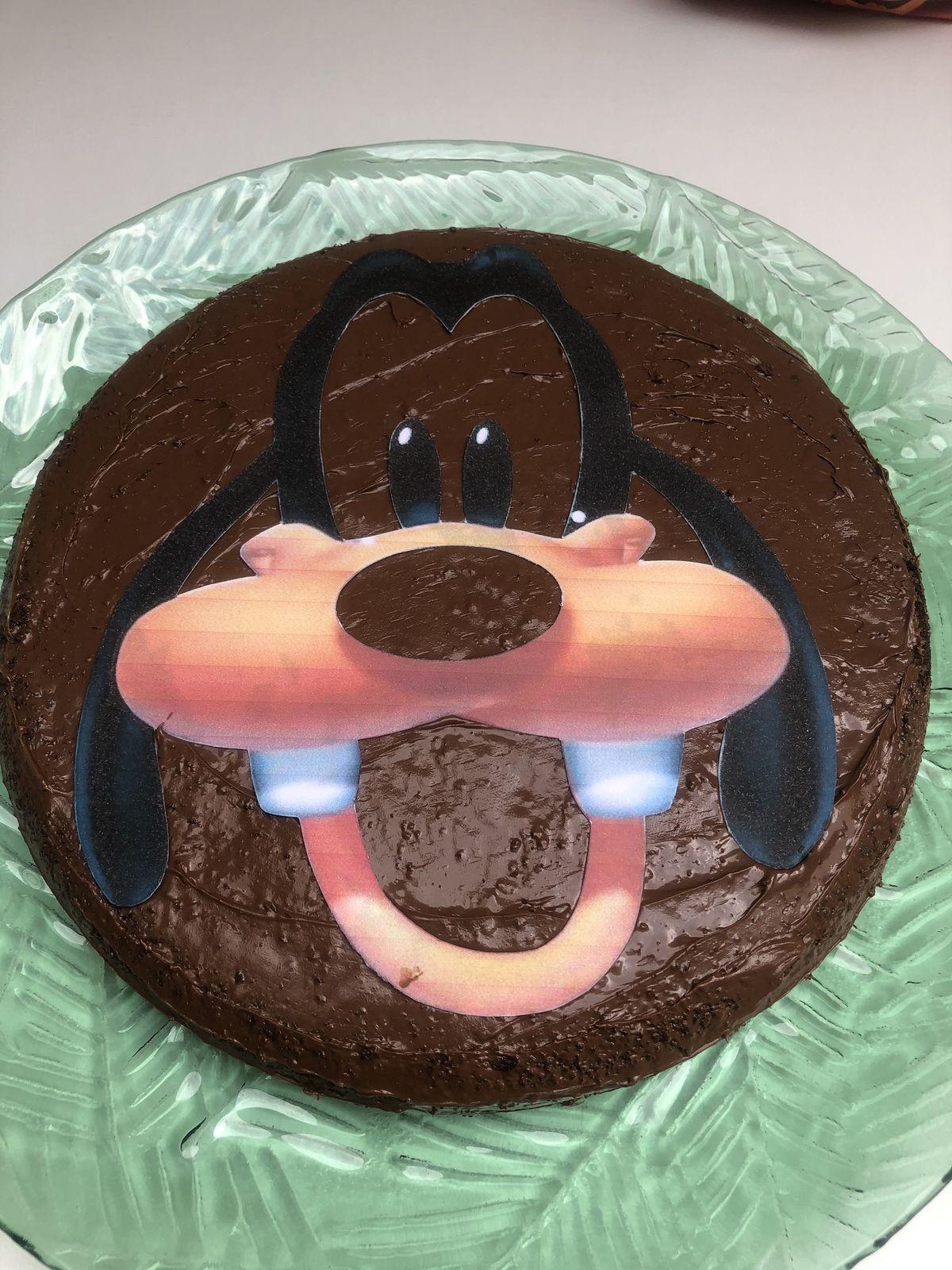 Gâteau Dingo