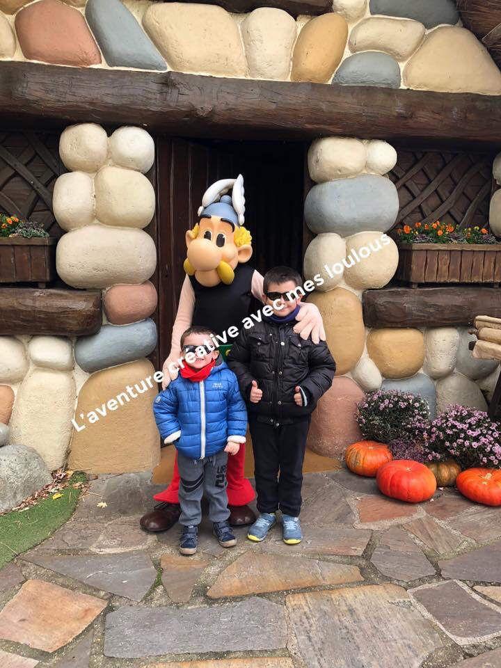 Parc Astérix Halloween 2018