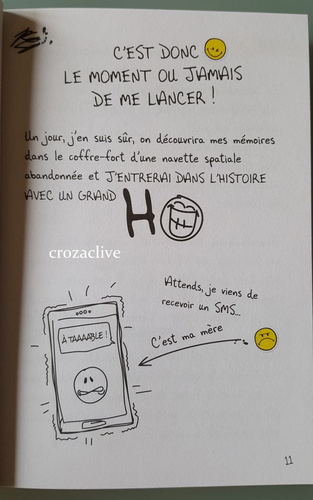 Ma Vie en Smiley, Editions Gründ