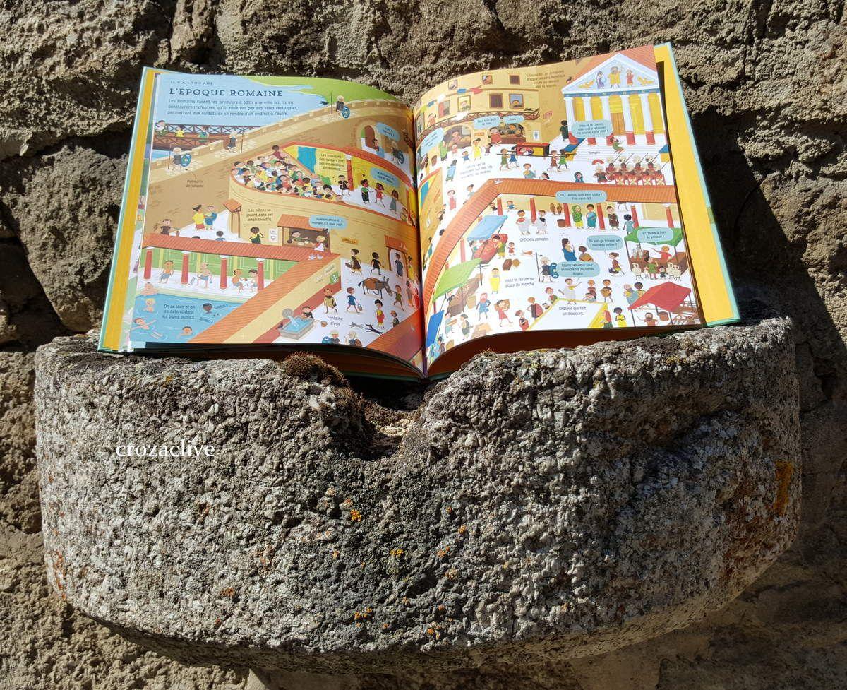 { concours } Mon Grand Livre illustré, Editions Usborne