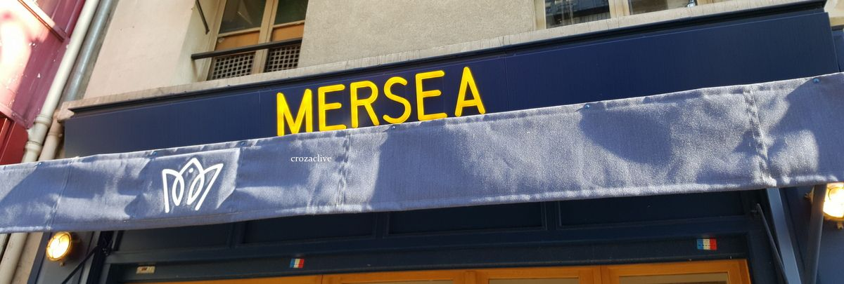 MERSEA, Restaurant Paris 9