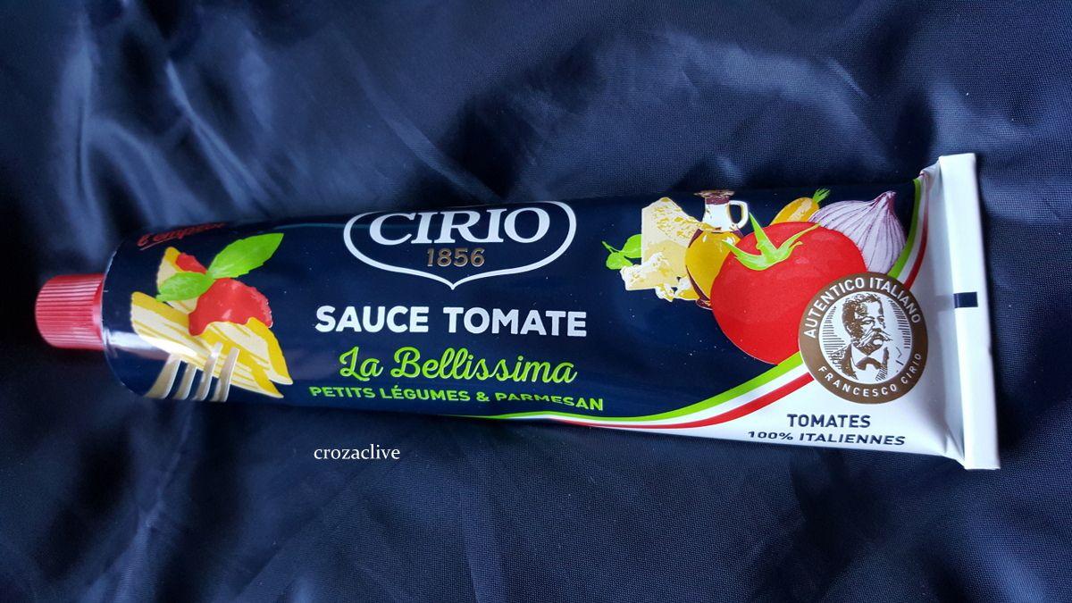 La Gamme CIRIO........ l'Autentico italiano !!!!