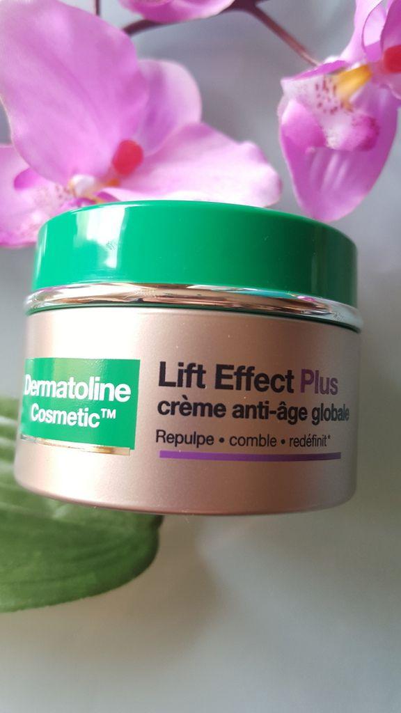Dermatoline Cosmetic, Lift Effect Plus, crème anti-âge globale, avis
