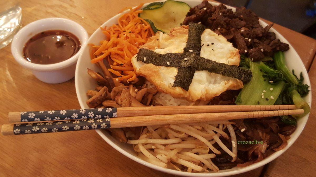 GOKU Asian Canteen, restaurant Paris 3ème, meilleur burger 2017