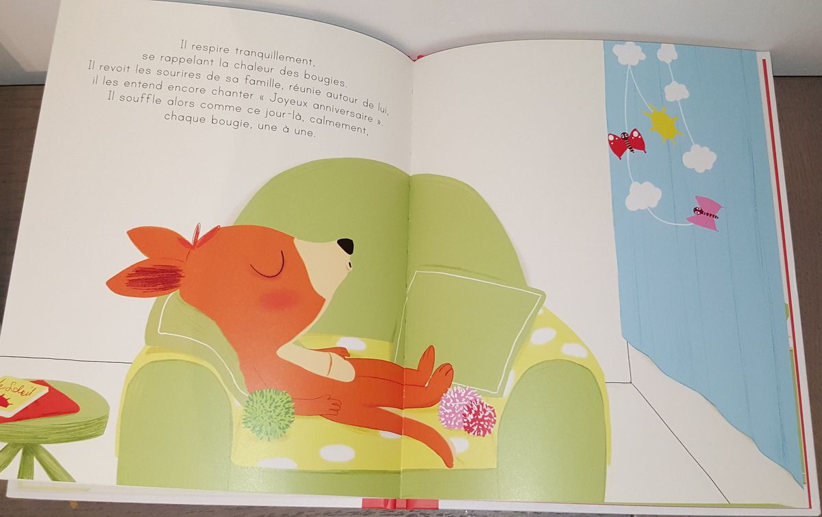 Titou le kangourou a du mal à se concentrer, Les Editions Fleurus