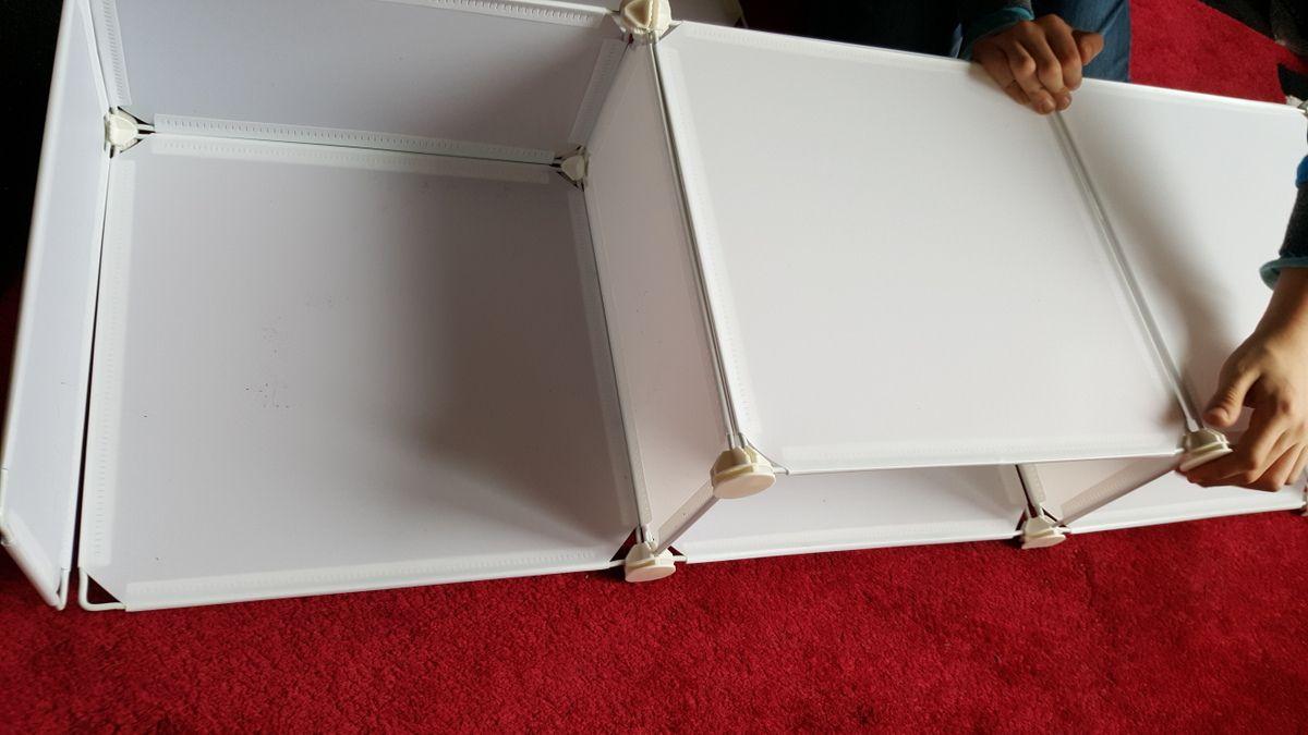 Aménagement 1 : le petit meuble XXL