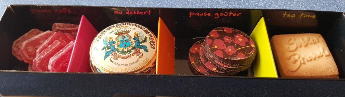 Des Lis Chocolat : spécialités chocolats/coquelicots à Vincennes (Paris) (94)
