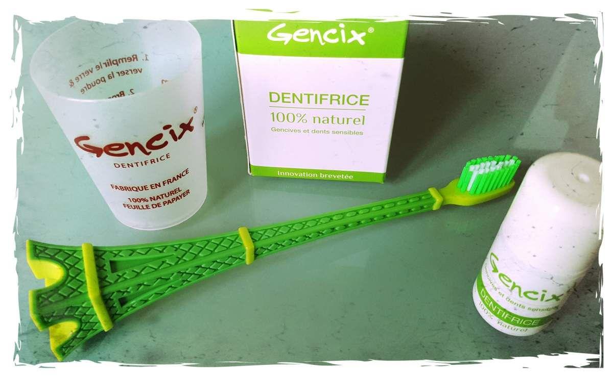 """Oui, il existe un dentifrice """"sain"""" et """"sûr"""" : GENCIX"""