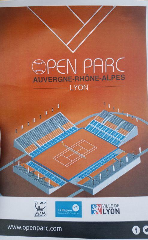 Notre journée à L'open Parc à Lyon (69)
