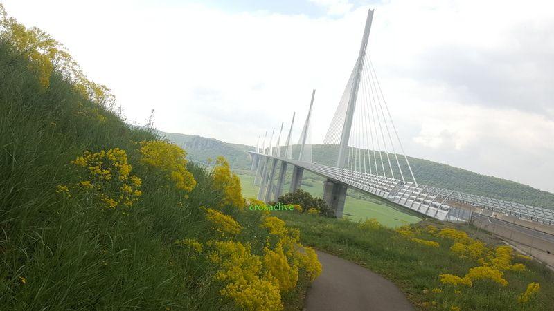 L'impressionnant Viaduc de Millau (12)