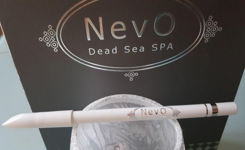 Prendre soin de ses ongles avec NEVO, Dead Sea SPA
