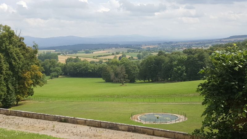 Domaine Royal de Randan, un lieu à découvrir...