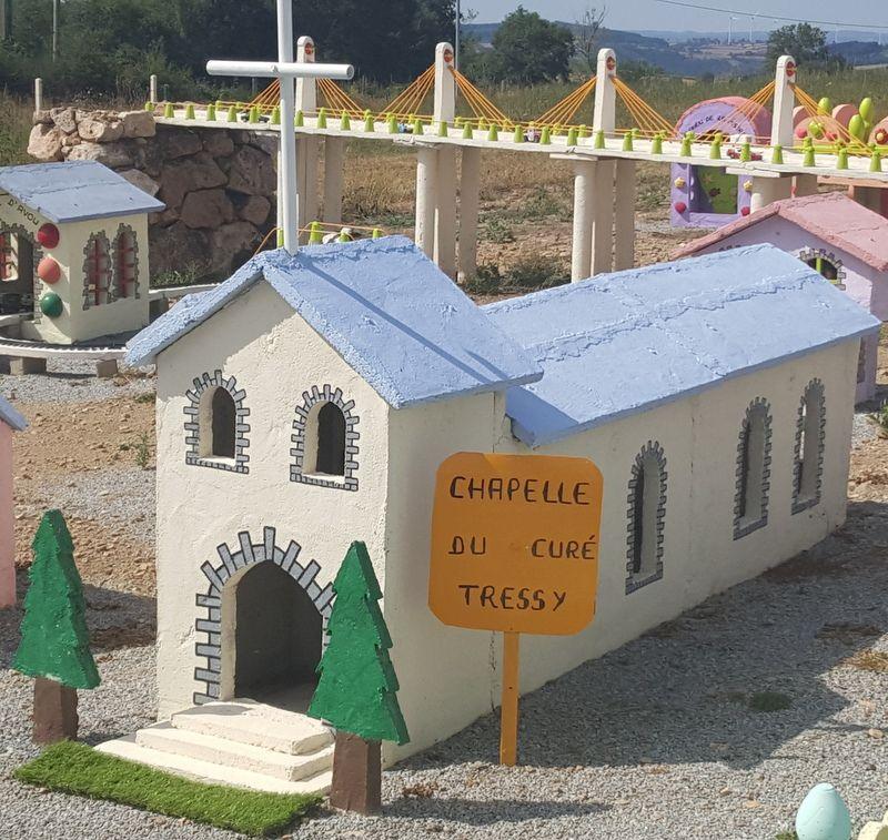 Chapelle du Curé Tressy