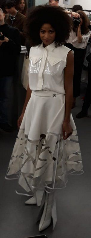 DÉFILÉ ADELINE ZILIOX PRINTEMPS-ÉTÉ 2019, FASHION WEEK, PARIS