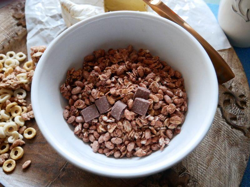 Ciao le sucre avec les céréales Muesli GOOD GOUT KIDZ !!!