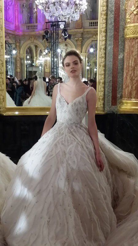 Défilé ALIN LE'KAL, Paris Fashion Week - Printemps/Eté 2019