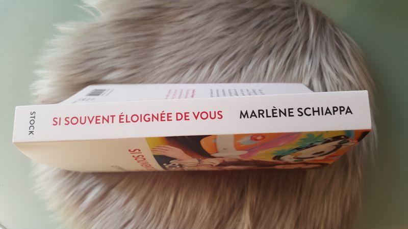 Si souvent éloignée de vous, Lettres à mes filles / Marlène Schiappa