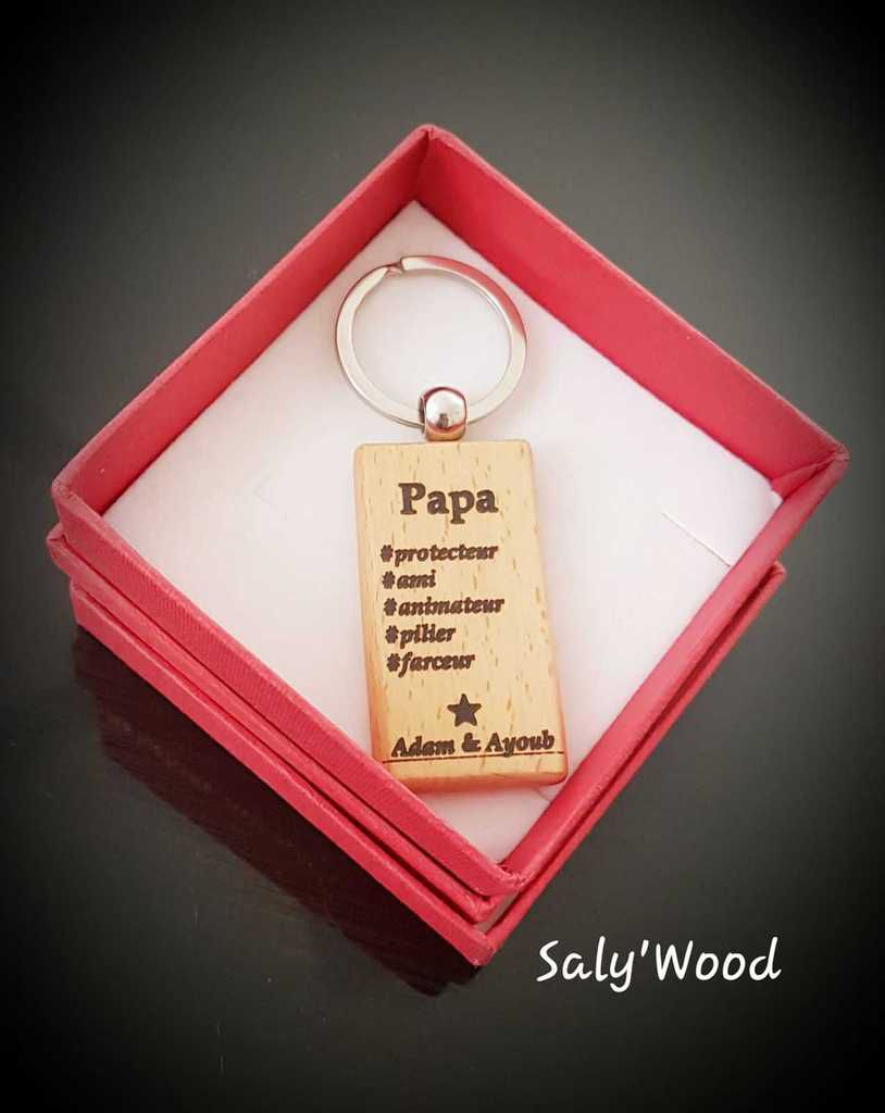 La décoration personnalisée avec Saly'Wood