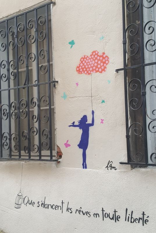 Un après midi Such'Art avec une pose chez Rosa da Rua
