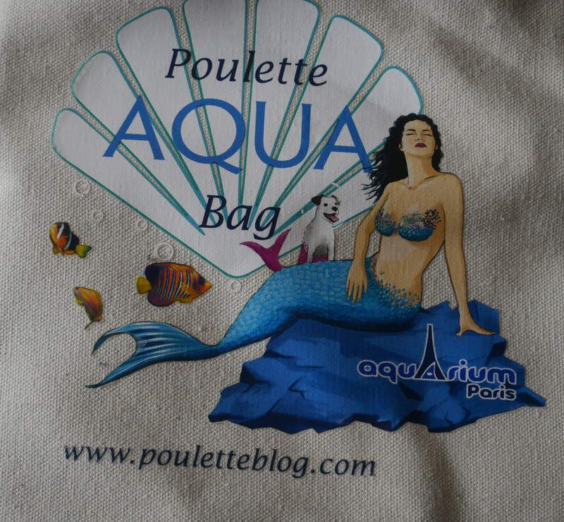 Ma Poulette Party à l'Aquarium de Paris