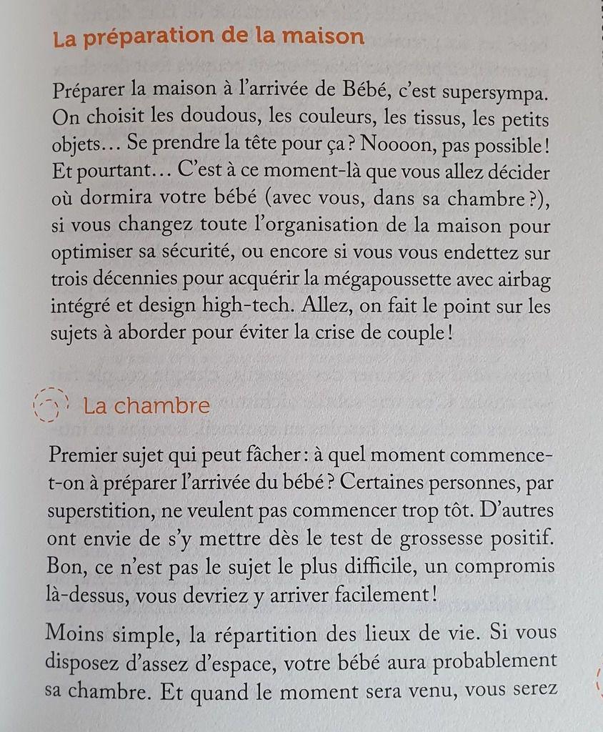 Le Pacte des (futurs) Parents, Editions EYROLLES
