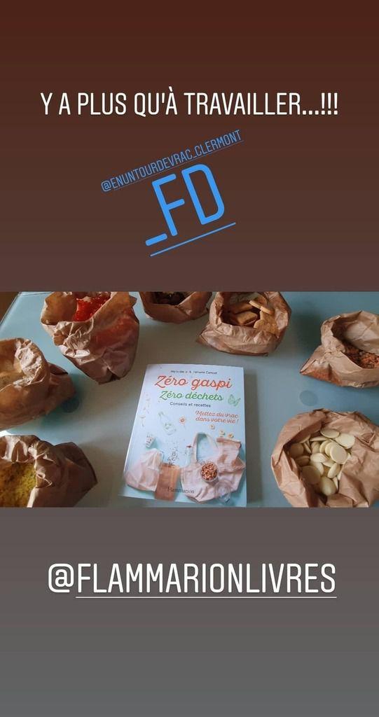 Zéro Gaspi, Zéro Déchets et Day by Day des Editions Flammarion [+ recette Tiramisu Chocolat blanc - noisettes ]