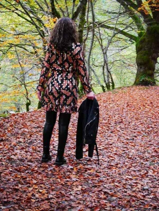 Le grand retour du simili cuir avec mademoiselle chic, La redoute et Cinelle boutique.....