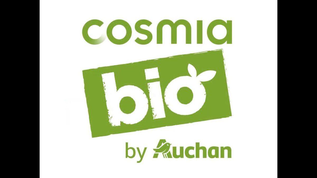 Cosmia Bio, la marque bien-être d'Auchan