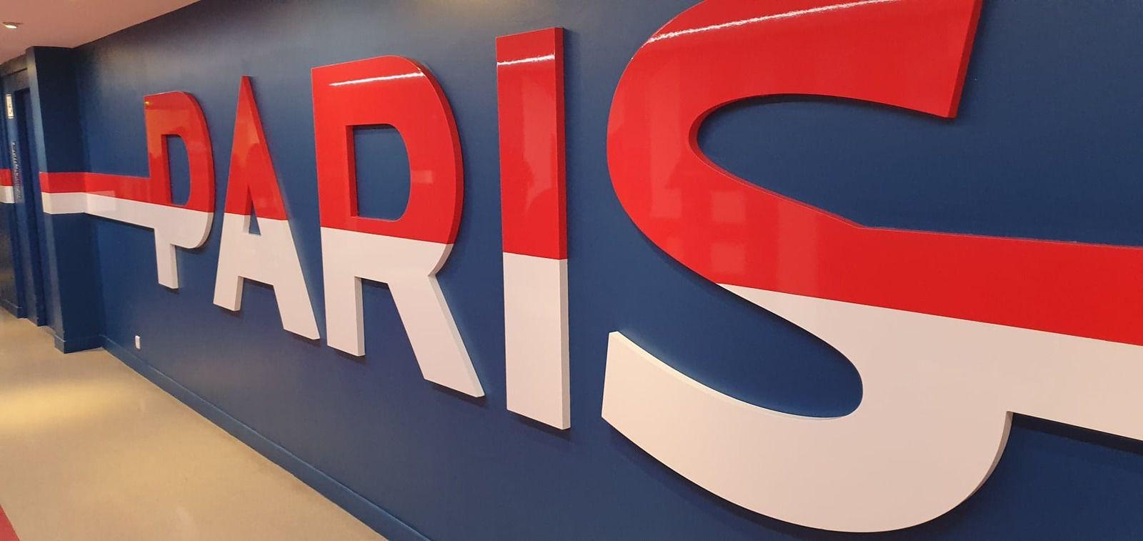 Visite du Parc de Princes , Paris Saint Germain, PSG : Football