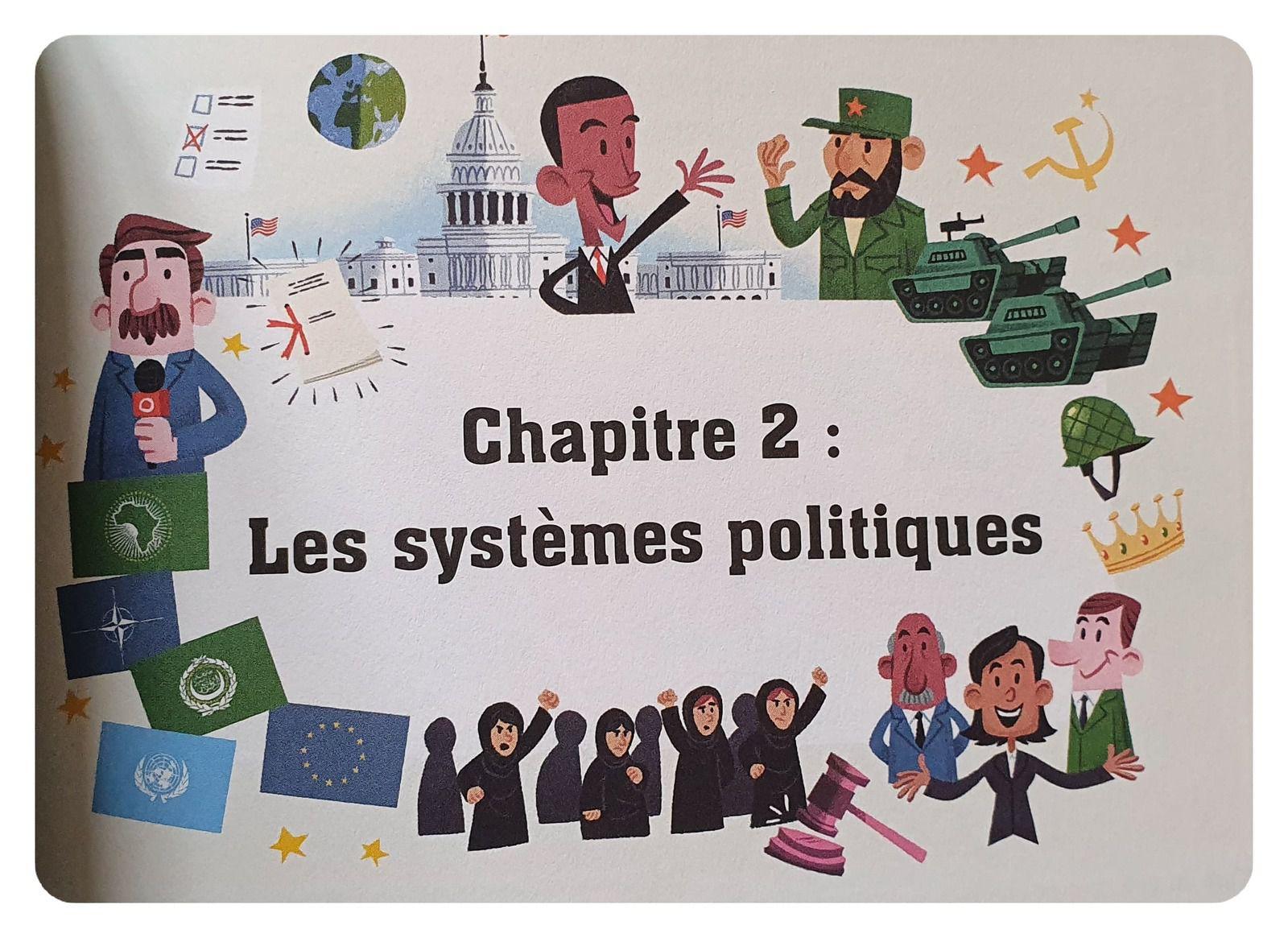La politique pour les débutants, Editions Usborne